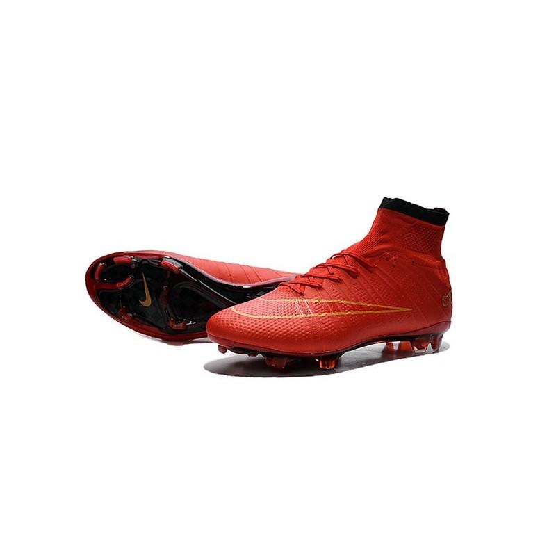 scarpe calcetto nike rosse