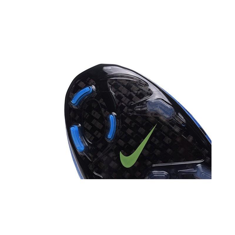 Nike Mercurial Superfly FG Nuove Scarpe Calcetto Blu Giallo Giallo Giallo 20ef75