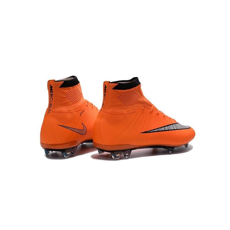 Nike Superfly Scarpe Nuovo Acc 2016 Mercurial Calcetto Arancio Fg PiuXZwkOT