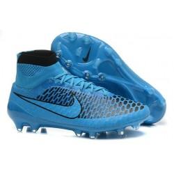 Nike Nuovo Scarpe da Calcio Magista Obra FG Turq Blu