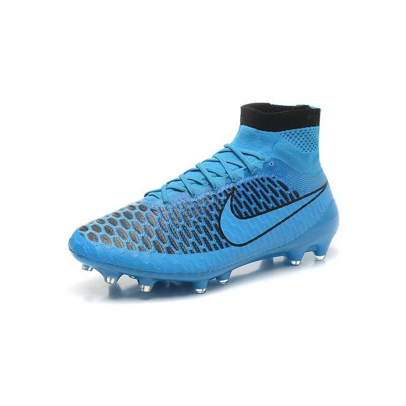 ecc7a82a6 Nike Nuovo Scarpe da Calcio Magista Obra FG Turq Blu