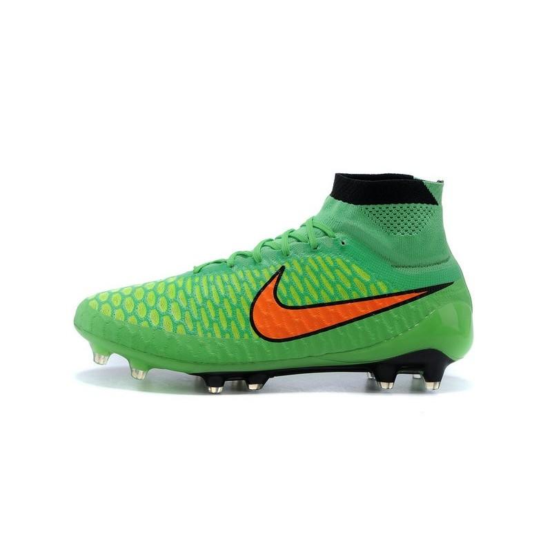 11d8c26492 Magista Fg Nike Da Verde Nuovo Scarpe Arancio Calcio Obra K13FJTlc