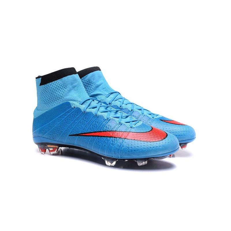 new concept 11619 fe4c5 scarpe di calcio nike rosse