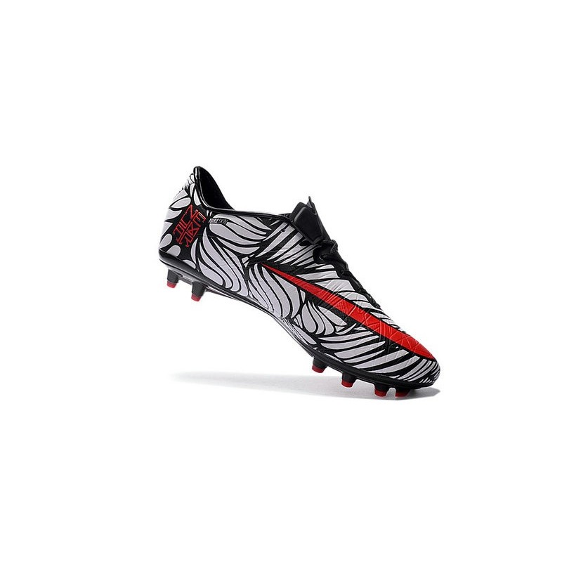 timeless design 854ce 252f5 Scarpe Calcetto Neymar Nike Hypervenom Phinish FG Nero Rosso Bianco