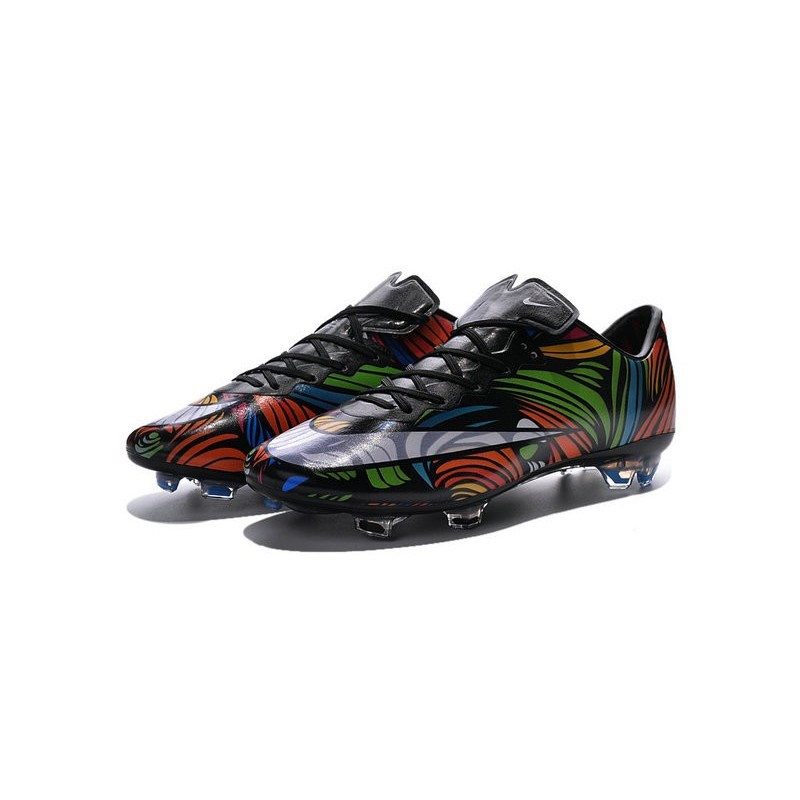 big sale 0d3cb 73770 Scarpa da Calcio Nike Mercurial Vapor 10 FG Multicolore
