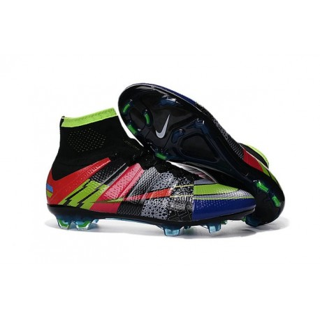 Scarpe Calcetto Nuovo Nike Mercurial Superfly- What The Mercurial