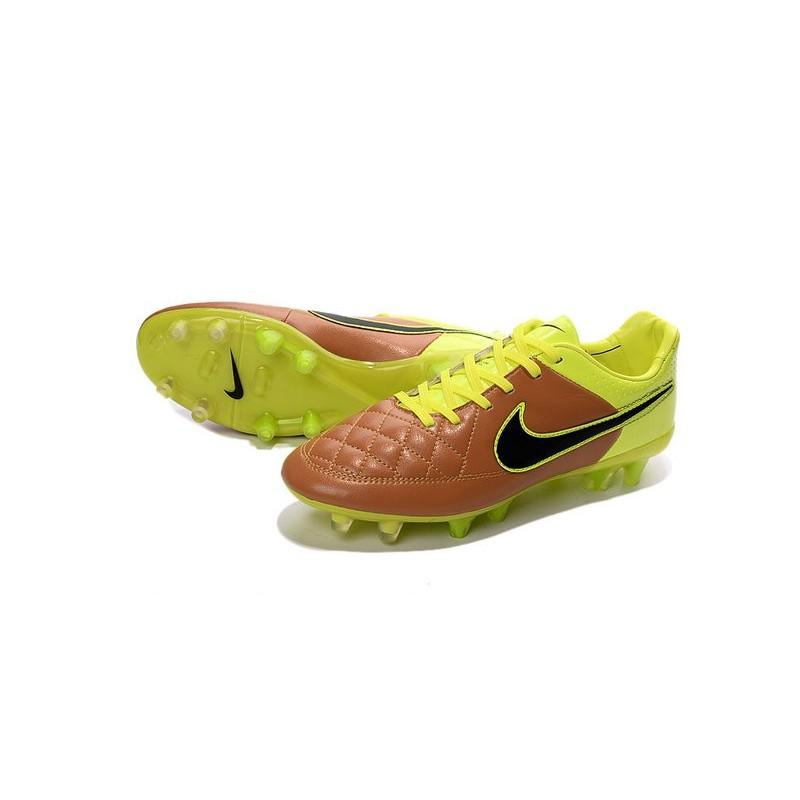 Tiempo 5 Nike Calcetto Giallo Legend Acc Fg Scarpini Da Nero 0wvmy8NnO
