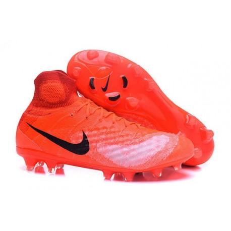 Obra Nuovo Scarpa Fg Calcio Nero 2 Arancio Da Nike Magista oeWrxdCB
