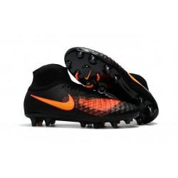 Scarpa Calcio Nuovo Nike Magista Obra 2 FG Nero Arancio