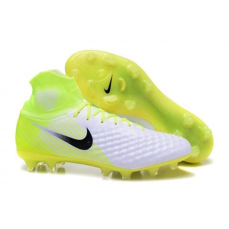 Nike Ii Fg Giallo Uomo Calcio Bianco Obra Scarpe Magista 2017 Da Fcl13TKJu
