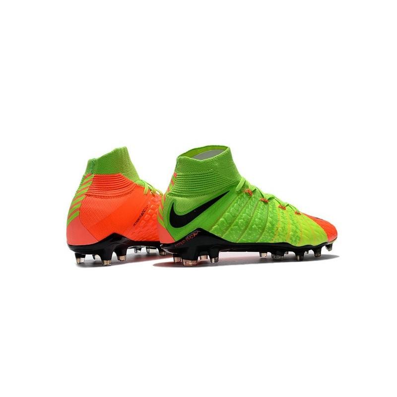 Calcio 3 Verde Fg Fit Nike Scarpe Dynamic Phantom Hypervenom d4dIq