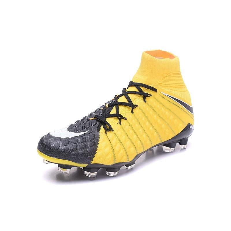 scarpe calcio nike gialle