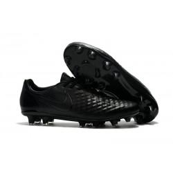 Scarpini da Calcio Nike Magista Opus 2 FG Uomo Tutto Nero