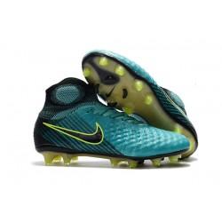 Scarpa Calcio Nuovo 2017 Nike Magista Obra II FG - Blu