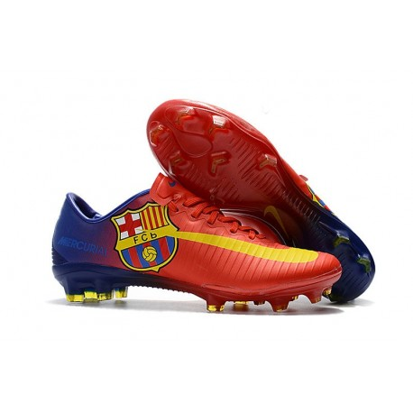 Nike Mercurial Vapor XI FG Nuova Scarpa da Calcio -Barcelona