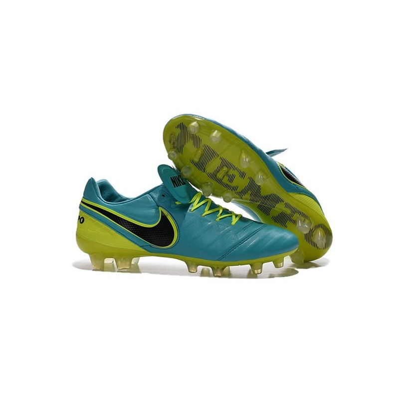 6c03dffe6ba4d Di Nike Vi Nero Scarpe Ofoaxqz Blu Fg Tiempo Canguro Legend Volt Pelle  qBwSz4B