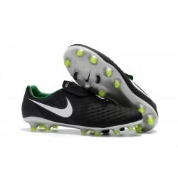 Nike Magista Opus II FG Scarpe da Calcio - Nero Bianco