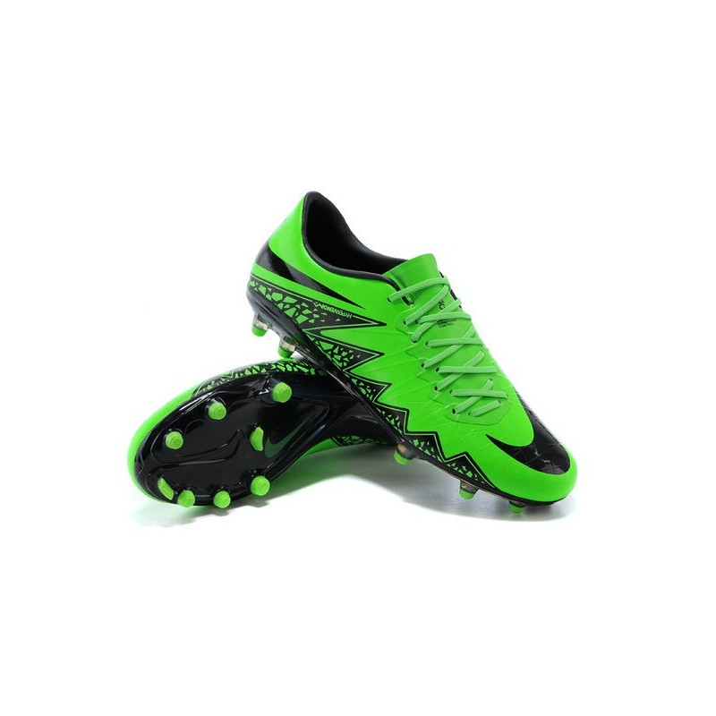 the best attitude 6972d 2b4c7 ... switzerland scarpe calcetto neymar nike hypervenom phinish fg verde  nero 660a7 1340c