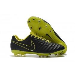 Scarpa Nike Tiempo Legend VII Elite FG ACC - Nero Verde