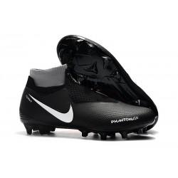 Nike Phantom VSN Elite Dynamic Fit FG - Nero Rosso Bianca