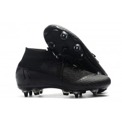 Scarpa Nike Mercurial Superfly 6 Elite AC SG Pro - Nero