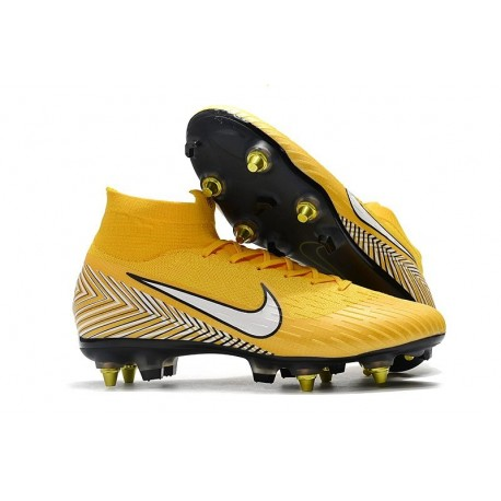 Scarpa Nike Mercurial Superfly 6 Elite AC SG Pro - Neymar Giallo
