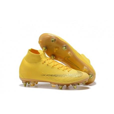 Scarpa Nike Mercurial Superfly 6 Elite AC SG Pro - Giallo Oro
