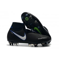 Nike Phantom Vision Elite Dynamic Fit AC SG-Pro Nero Blu