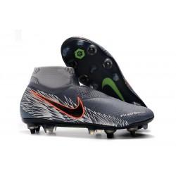 Nike Phantom Vision Elite Dynamic Fit AC SG-Pro Grigio Argento