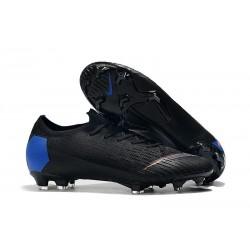 Nike Mercurial Vapor XII Elite FG Nuovo Scarpa - Nero Blu Arancio