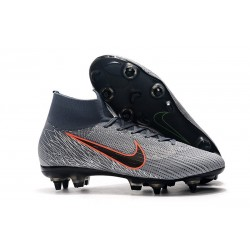 Nike Mercurial Superfly 360 Elite AC SG Pro Grigio Nero