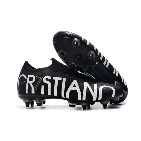 Cristiano Ronaldo CR7 Scarpe Nike Mercurial Vapor 12 SG-Pro AC