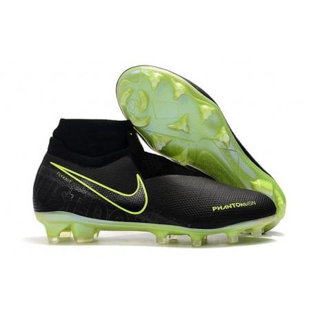 Scarpa Nike Phantom Vision Elite DF FG Nero Volt