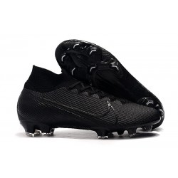 Scarpa Nike Mercurial Superfly VII Elite FG Under The Radar Nero