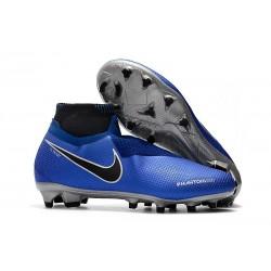 Scarpa per Terreni duri Nike Phantom Vision Elite FG - Blu Negro