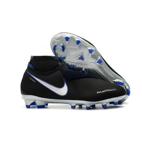 Scarpa per Terreni duri Nike Phantom Vision Elite FG - Nero Blu