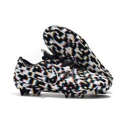Nike Scarpa Tiempo Legend 8 Elite FG Nero Bianco