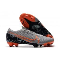Scarpe da calcio Nike Mercurial Vapor XIII Elite FG Grigio Arancio