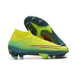 Scarpe Nuovo Nike Mercurial Superfly 7 Elite FG Dream Speed 002