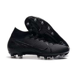 Nike Mercurial Superfly 7 Elite AG-Pro Scarpa Nero