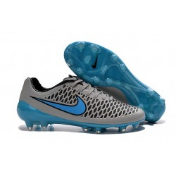 Scarpette da Calcio Nike Magista Opus FG ACC Grigio Blu