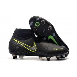 Nike Phantom Vision Elite Dynamic Fit AC SG-Pro Nero Volt