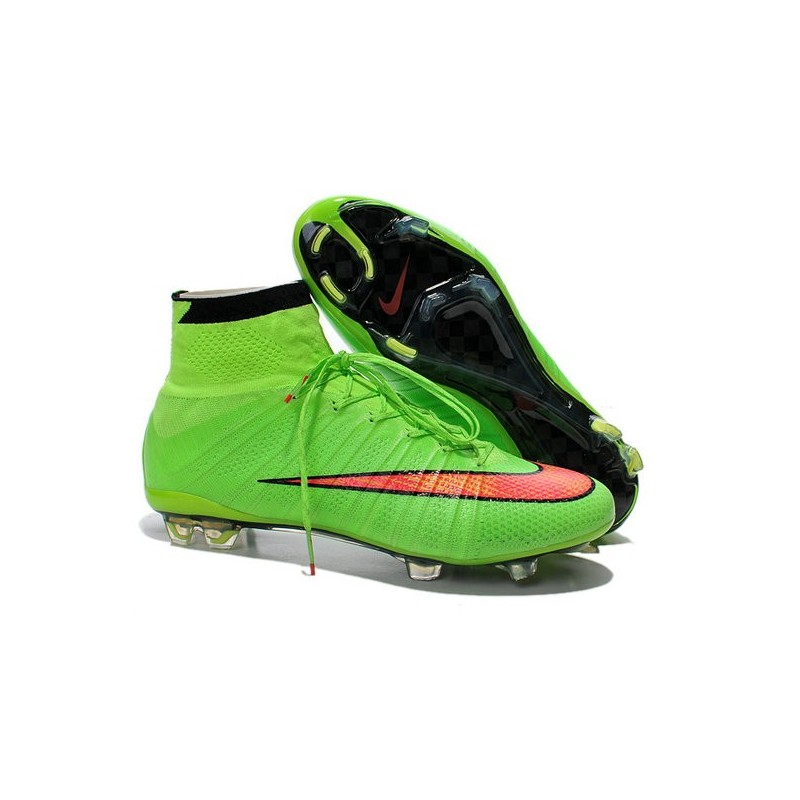 nero gituttio nike mercurial superfly fg
