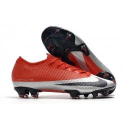Nike Mercurial Vapor 13 Elite FG ACC Scarpe Future DNA Rosso Argento