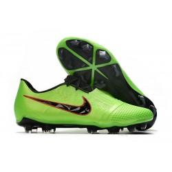 Scarpe Calcio Nike Phantom Vnm Elite FG Verde Strike Nero