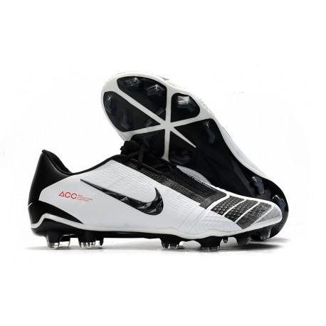 Scarpe Calcio Nike Phantom Vnm Elite FG Nero Bianco