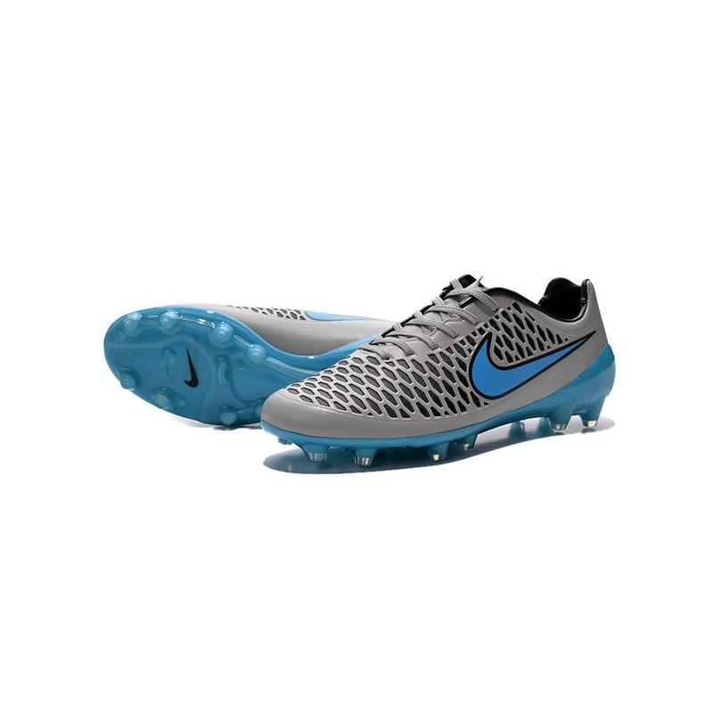 Calcio Blu Nike Fg Opus Da Magista Acc Grigio Scarpette lJFKc1