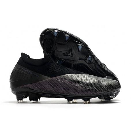 Scarpe Nike Phantom VSN 2 Elite Dynamic Fit FG Nero