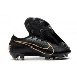Scarpa Calcio Nike Mercurial Vapor 13 Elite FG Nero Oro