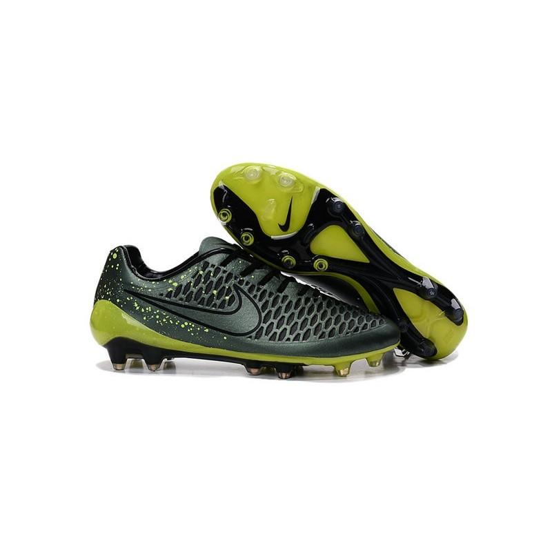 Scarpette da ACC Calcio Nike Magista Opus FG ACC da Verde Nero c09147